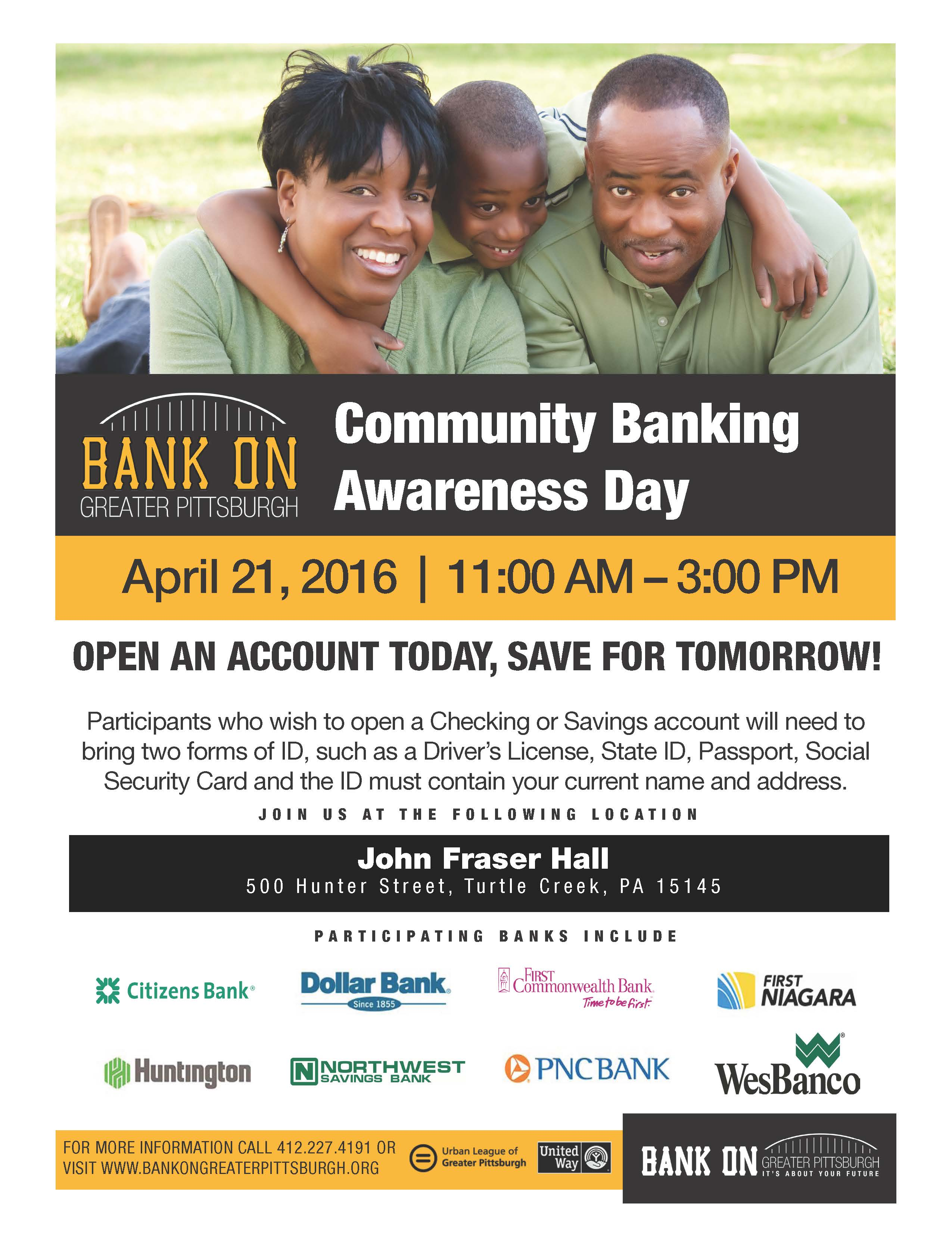 East Pittsburgh _Community Banking Awareness Day 2016